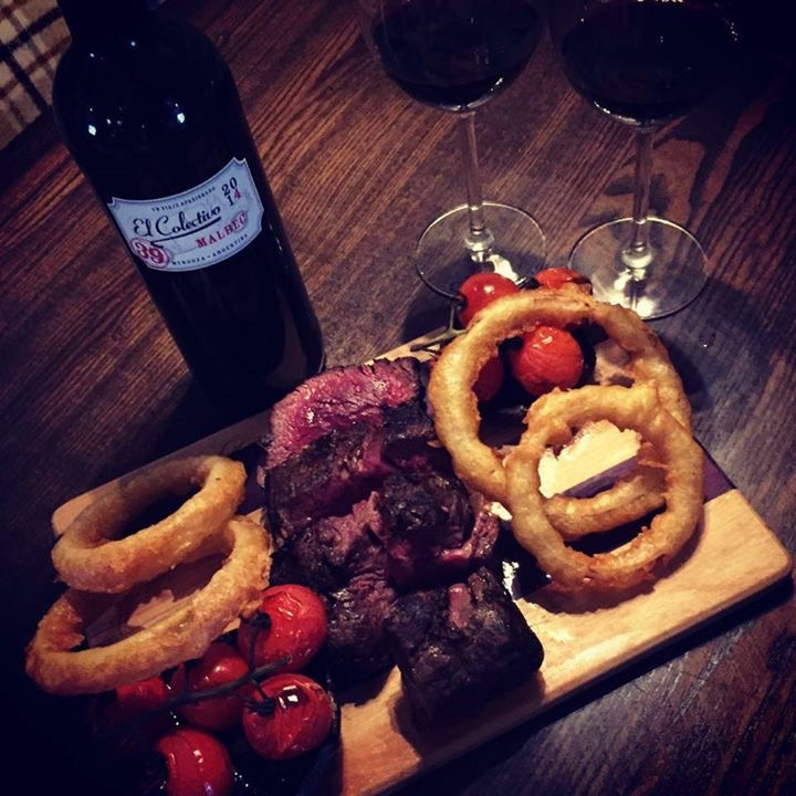 The Talbot Mapplewell Steak & Wine
